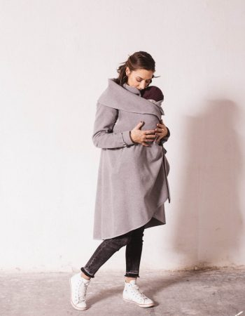 natte_grey_babywearing_maternity_coat