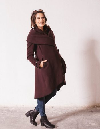 natte_purple_babywearing_maternity_coat